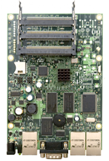 RouterBOARD RB433AH