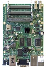 RouterBOARD RB433UAH